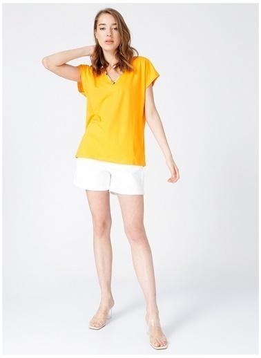 Fabrika Comfort Fabrika Comfort T-Shirt Oranj